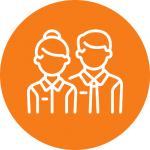 Milbank Group employees icon